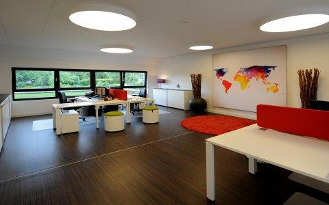 Bureau paysager en Brabant Wallon